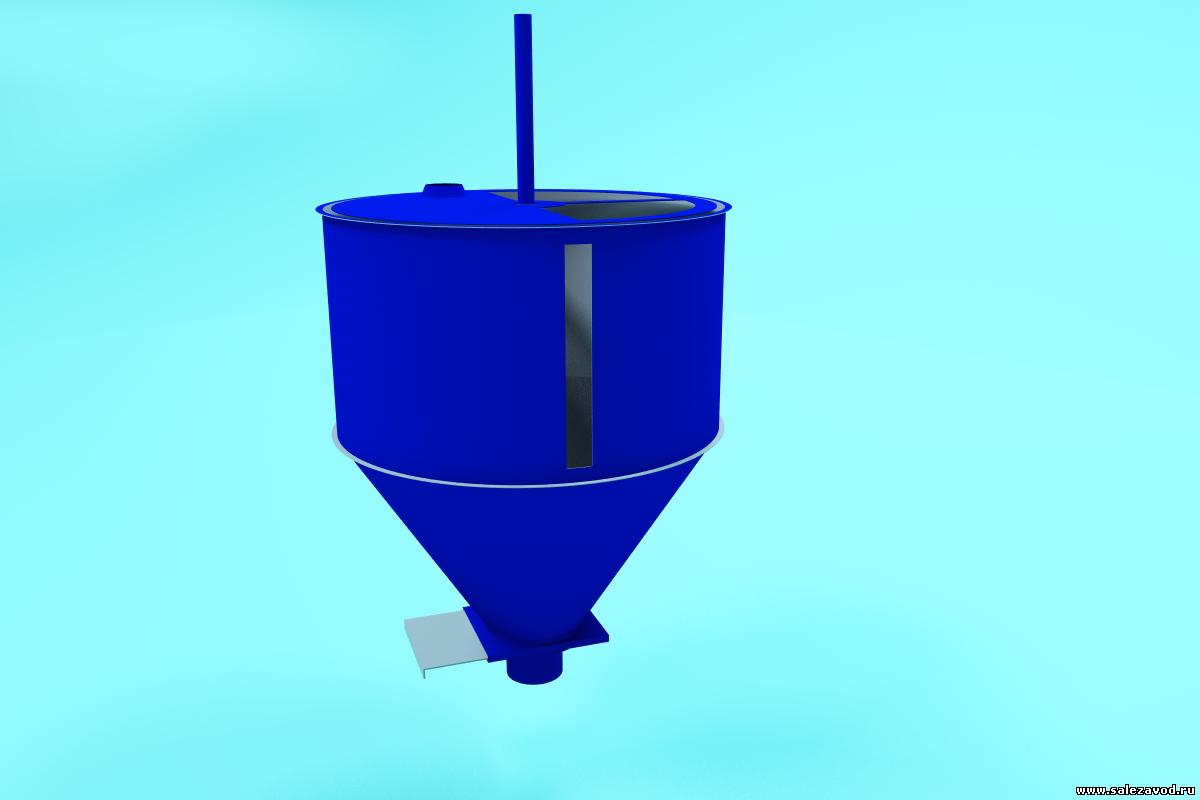 Объемный дозатор полистирола ДПО 500